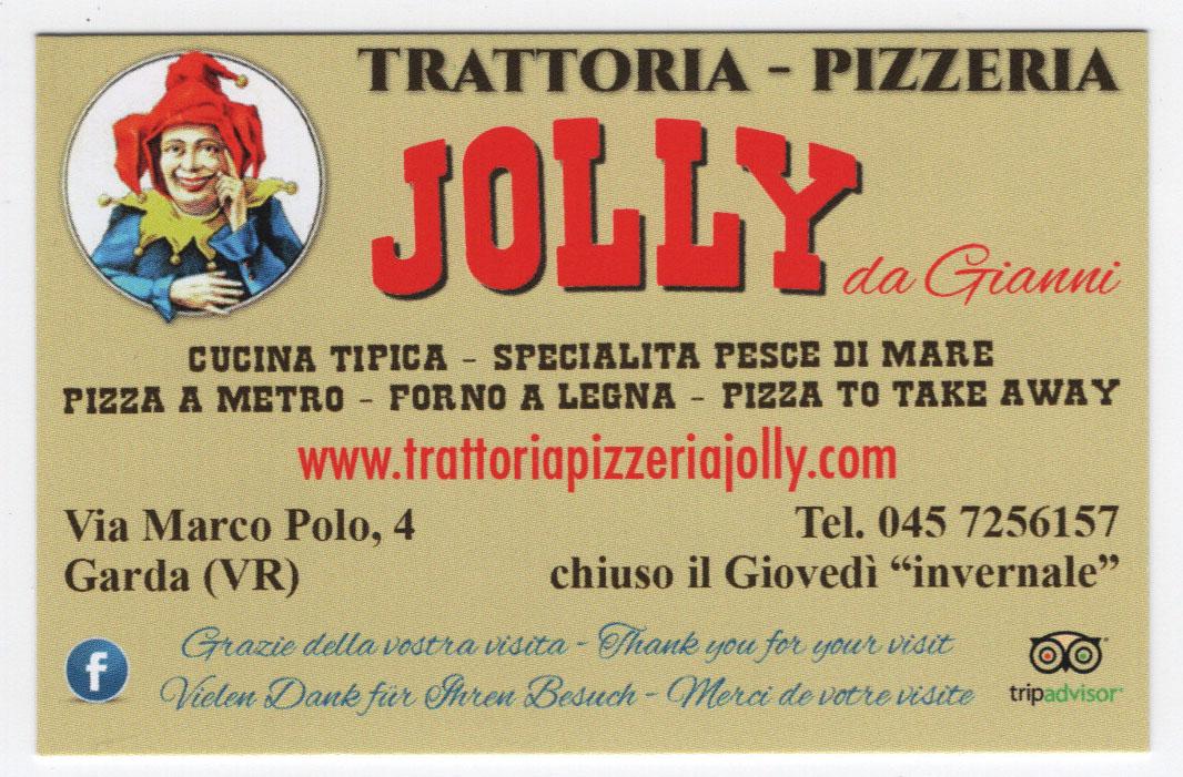 Trattoria Jolly